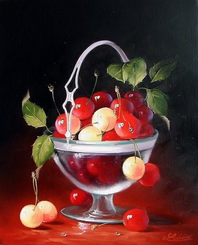 Открытки фрукты на вазе, прикольные