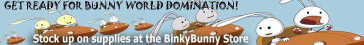 Bunny World Domination