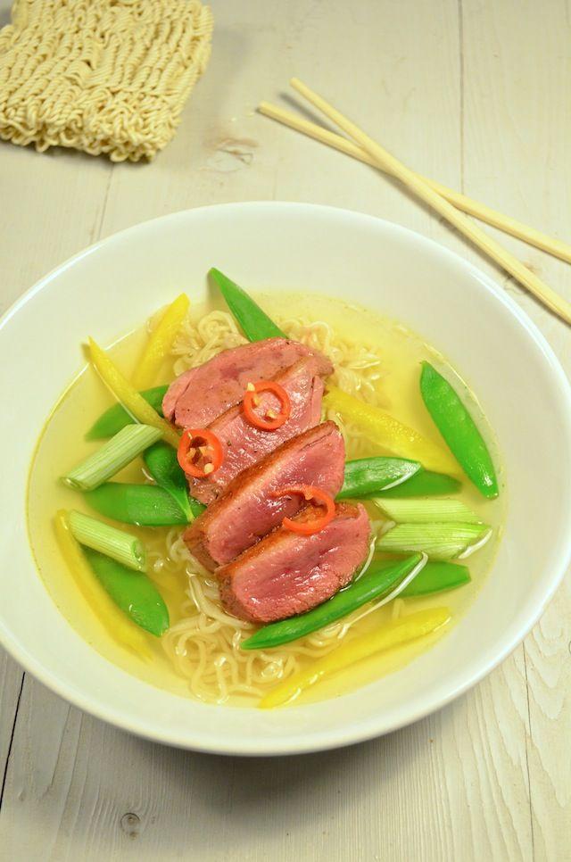 Noodlesoep #easy cooking #healthy food