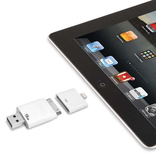 Read and write flashdrive for your iPad and other iOS devices