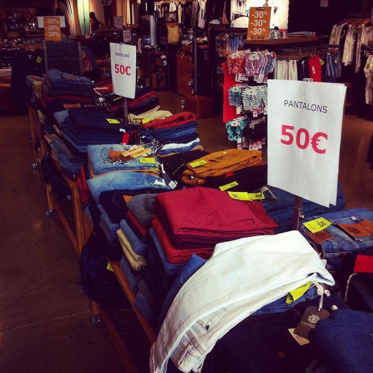Les soldes continuent chez #BillabongSaintMalo avec une sélection de pantalons #Billabong et #Element à 50€ ! #soldes #lifestyle #clothes