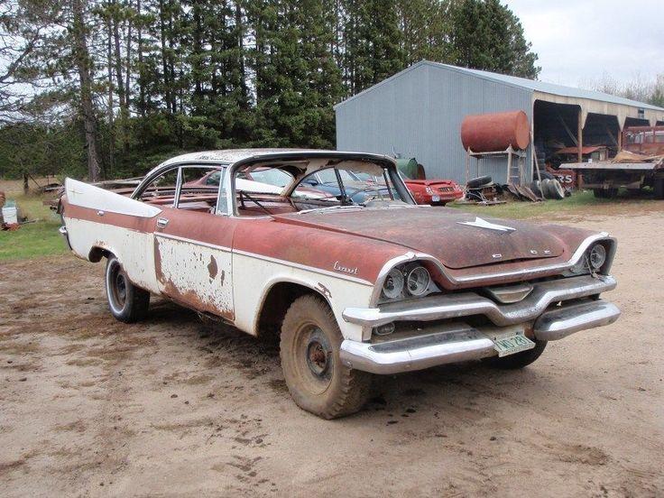 1957 dodge coronet 2 door hardtop