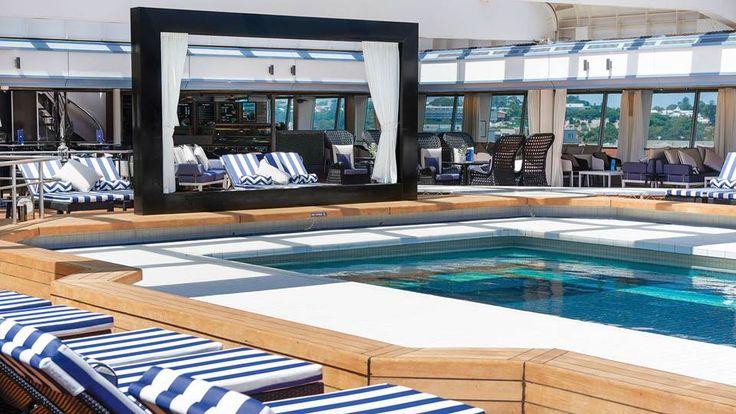 Pacific Aria Cruise Ship   The Fleet   P&O Cruises Australia