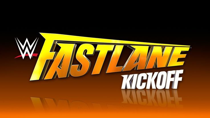 Don't miss the #WWEFastlane Kickoff at 7e/4p! #WWE