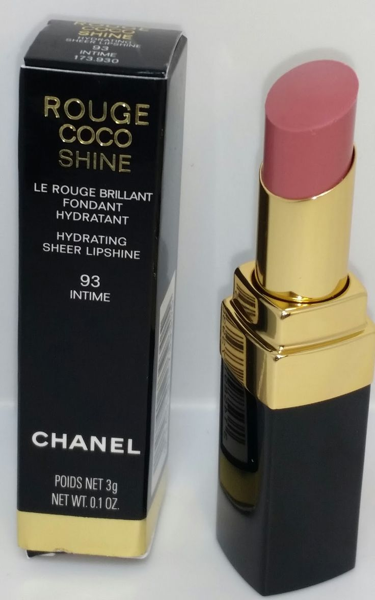 93 INTIME CHANEL ROUGE COCO SHINE HYDRATING SHEER LIPSHINE - SWATCHES AND REVIEW (CHANEL 2014 FALL COLLECTION ÉTATS POÉTIQUES)