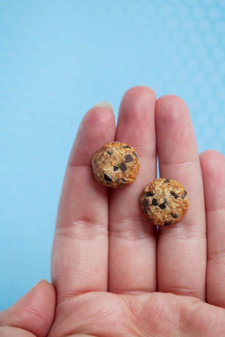 Ilianne | Jewelry Made of Love - Chocolate Chip Cookies