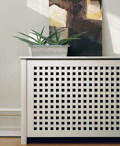 Definitely radiator covers for the kitchen, and maybe the one in the upstairs hall?
