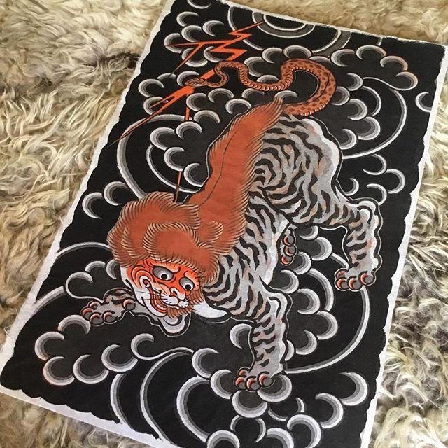 Ichibay Japanese Art Prints Japanese Art Ink Japanese Tattoo