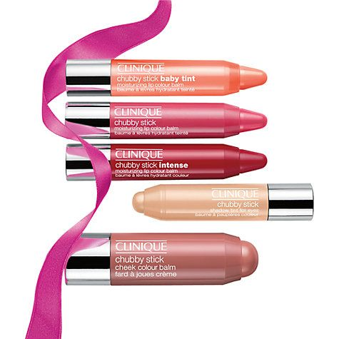 Buy Clinique Whole Lotta Chubby Makeup Gift Set Online at johnlewis.com