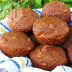 Muffins épicés à la courge butternut @ qc.allrecipes.ca