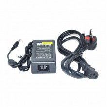 Click to see more details on CCTV Switched Mode Power supply 12V DC 5Amps