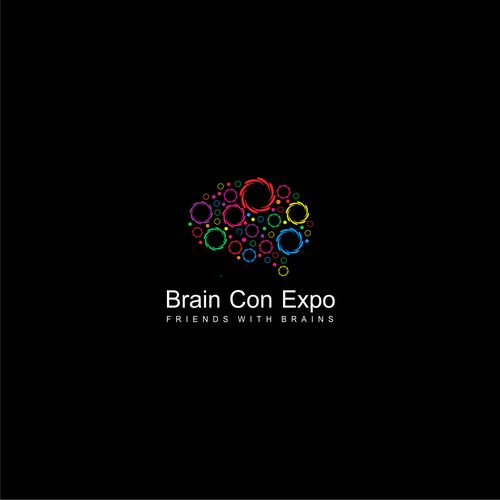 State-of-the-art logo for state-of-the-art nonprofit! Help revolutionize Brain Con Expo  Design by Don 77