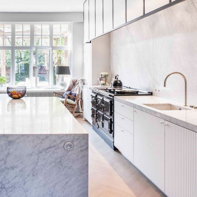 14 Integrated Marble Kitchen Sinks