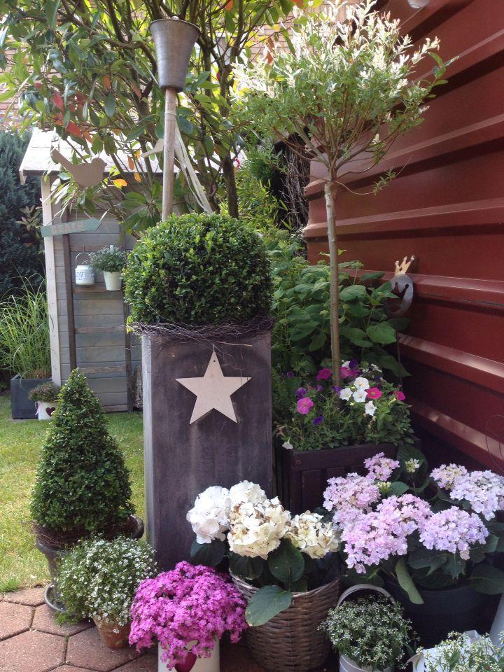 44 besten Draußen Leserbilder Bilder auf Pinterest Wohnen und - gestaltungstipps terrasse im garten