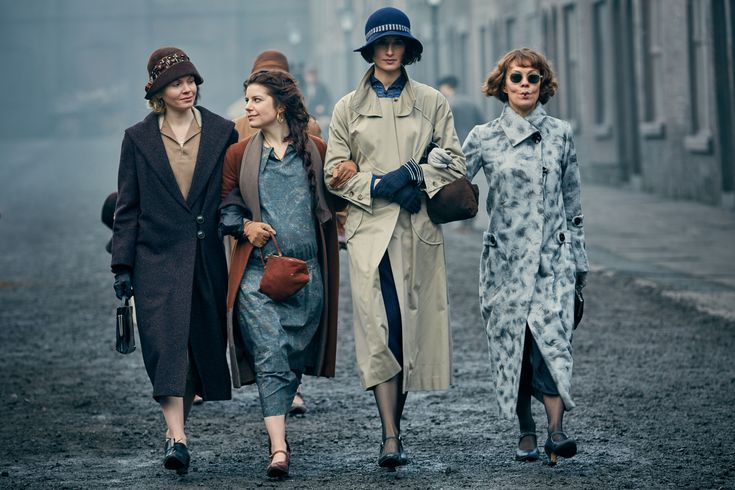 Yes, there are spoilers for Peaky Blinders and Allied. The female characters are strong and central.  They are main players within the whole thing. — Steven Knight in Daily Mail The consensus…