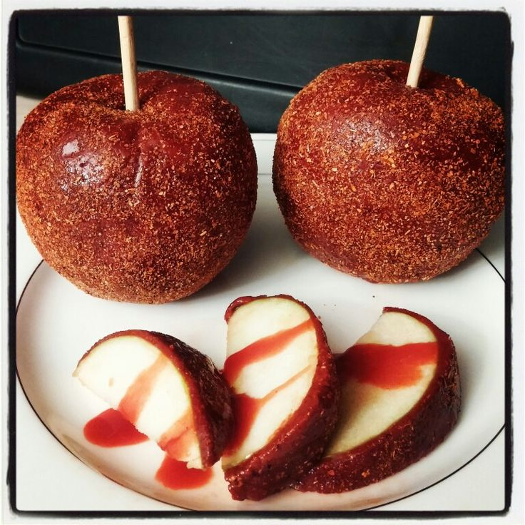 Tamarindo Candy Apple