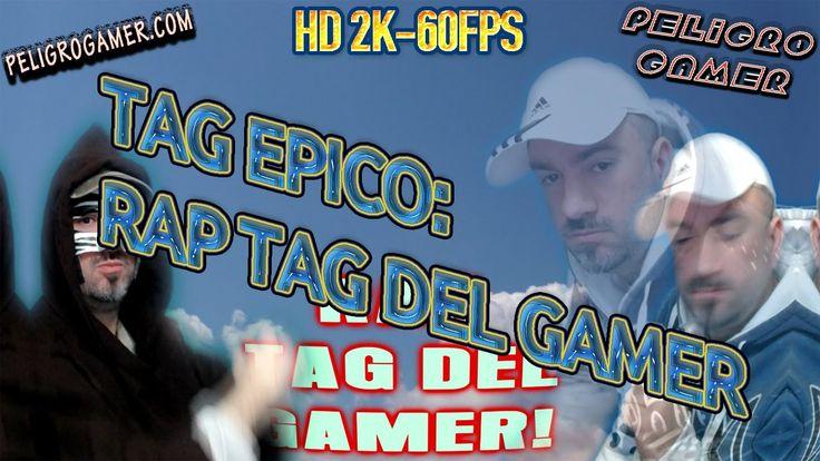 Este es mi TAG del Gamer en Version Rap muy Hip Hop  hasta una resolucion 2k  y  60fps (verlo en chrome)  montaje epico para nosotros! espero que os lo paseis un rato bien!!. --------------- ABRIR BOX AQUI IMPORTANTE INFO PARA TODOS LOS CANALES--------------------  FUI NOMINADO POR CREEDAPER 13 @Creedaper_13 https://www.youtube.com/channel/UCYn64INTKU63XmnGO6vHKVg  NOSOTROS NOMINAMOS A... Astro Djx @Astro_Djx https://www.youtube.com/c/AstroDjx  SteffW10 @SteffW10…