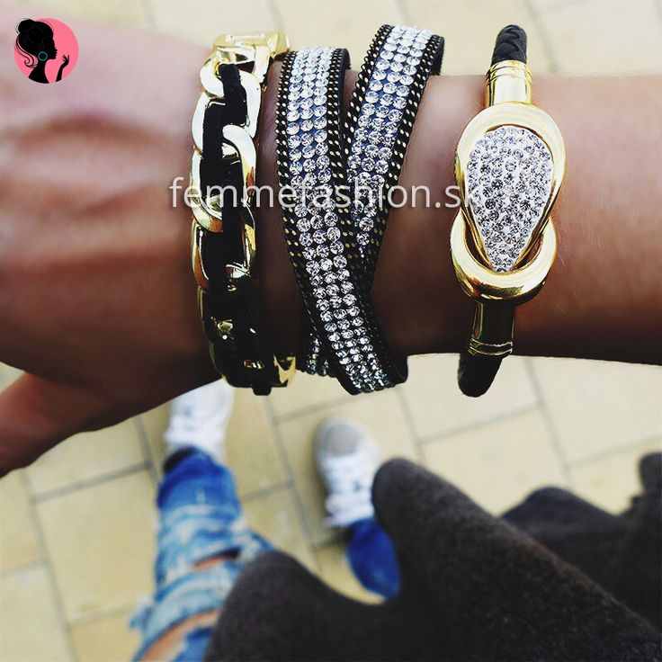 Set Náramkov  #bracelet #setofbracelets #jewelry #accessories #bizuteria #bijouterie #dnesnosim #ootd #ootdshare  http://femmefashion.sk/sety/2568-set-naramkov-.html