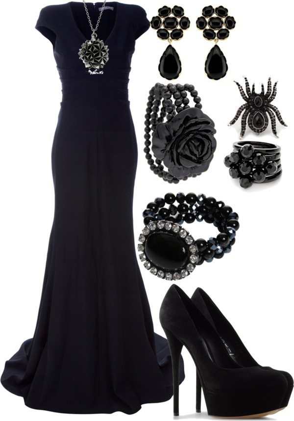 """""""The Adam's Family outfit"""" by Dreamista.gr on Polyvore"""