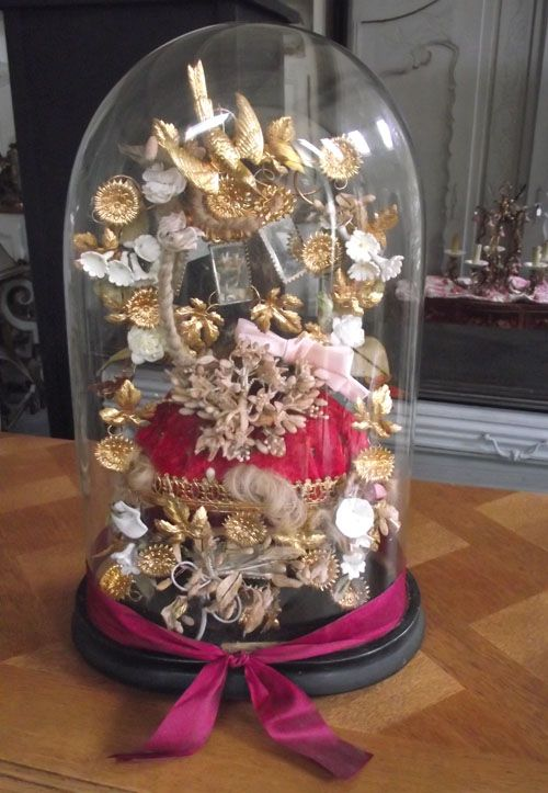 Antique French Marriage Dome