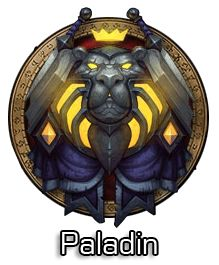 Paladin World of Warcraft