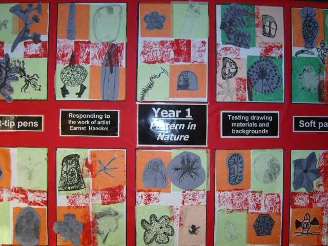 Line Drawing Ks1 : Ks drawing and print pattern in nature art