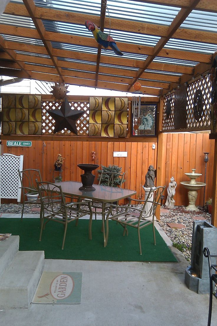 Privacy For Your Patio After Patio Roof Construction Added