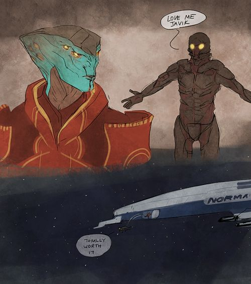 The Art of Mass Effect – Page 46