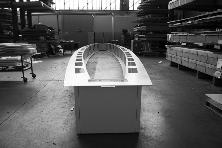 Our production / working at bespoke conference tables /Prof Office