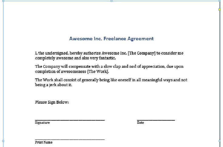 Signing Digital Contracts: Adding your signature to a PDF in ...