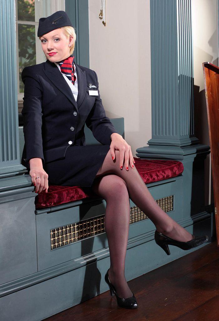 Ba Stewardesses: Free Lesbian Porn Video f1 - xHamster