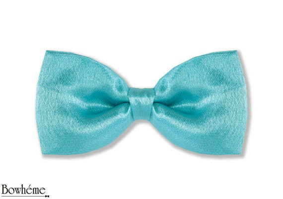 Pre Tied Bow Tie Turquoise ELEGANZA TURCHEZE #bowtie #bow #tie #mens #womens #fashion #bowheme . by Bowheme on Etsy, $12.00