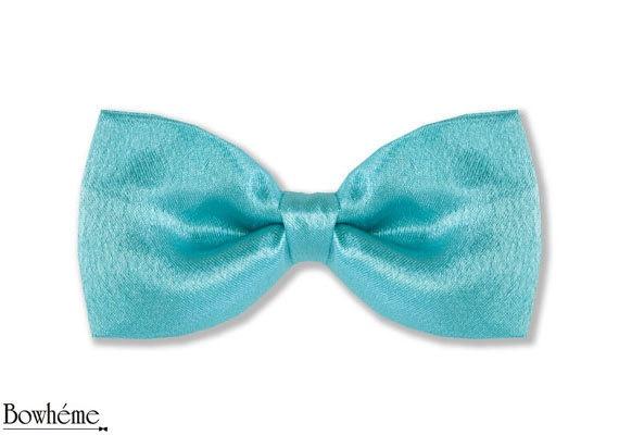 Pre Tied Bow Tie Turquoise ELEGANZA TURCHEZE #bowtie #bow #tie #mens #womens #fashion #bowheme . by Bowheme on Etsy, $12.00
