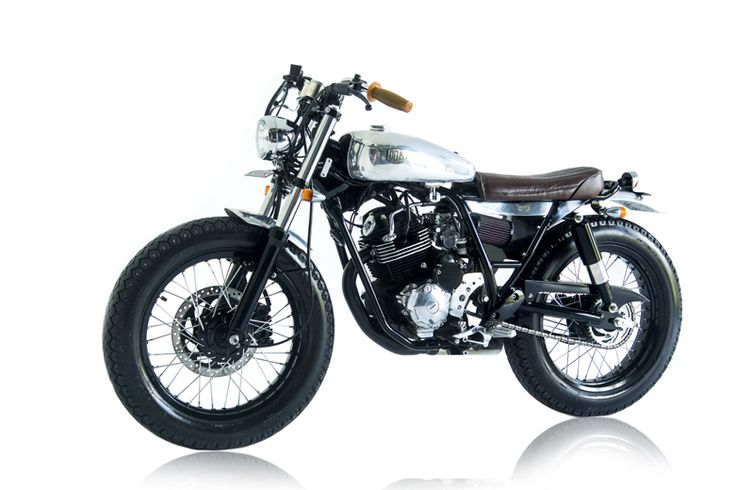 Softy 225 | Deus Ex Machina | Custom Motorcycles, Surfboards, Clothing and Accessories