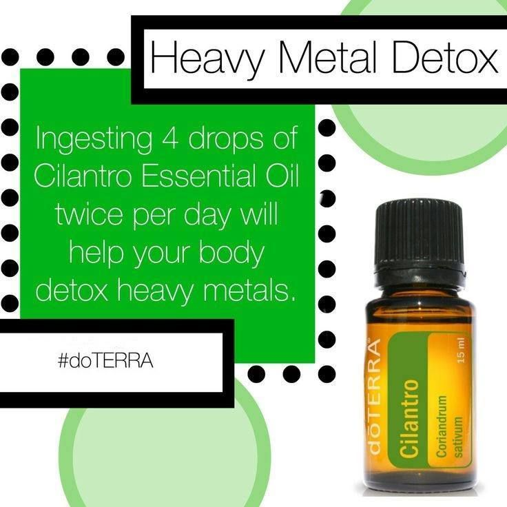 Natural Ways To Chelate Lead