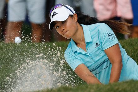 Danielle Kang and Chella Choi Tied in Womens Championship