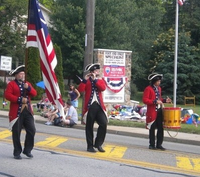 memorial day parade near raleigh nc