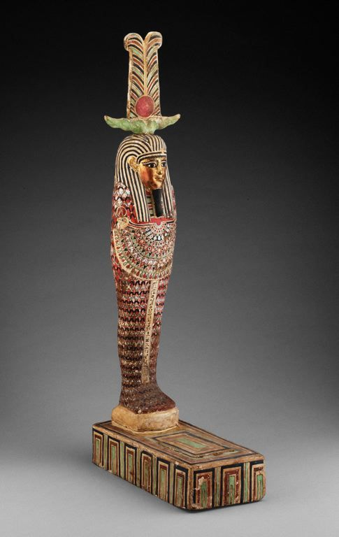 Egyptian Statue of Osiris, Ptolemaic Period (c. 305-30 B.C.): Ancient History, Archaeology, Egyptian Statues, Greek Not Egyptian, 305 30 Bc, Antiquities, Ancient Egyptian Art, Egyptian Godess, Egyptology Archeology