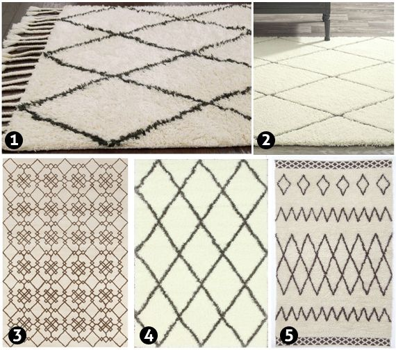 If Youu0027re Shopping Around For The Perfect Budget Moroccan Shag Rug, Take A