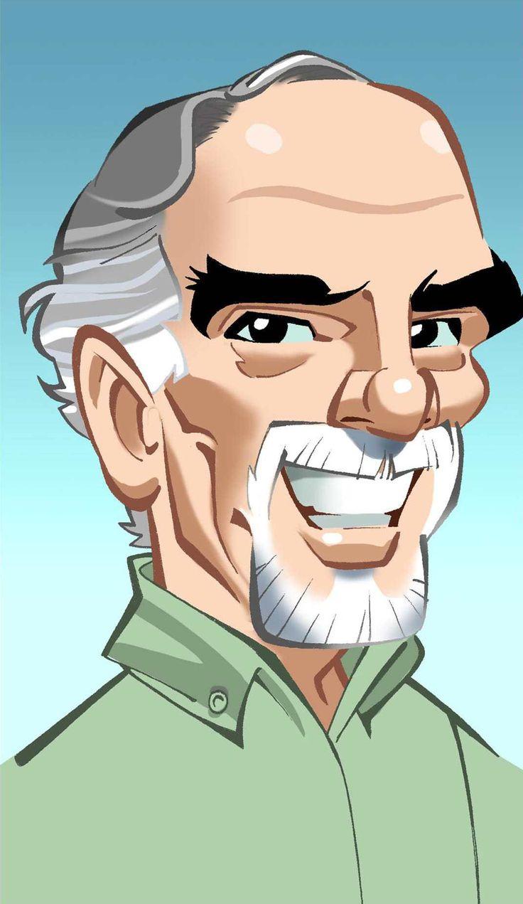 Focado no aprendizado constante, Gómez está há 40 anos na estrada e garante que não pretende parar tão cedo. Para ele, a carreira dinâmica e divertida é o impulso que precisa para se levantar todos os dias. Quer ilustrar as suas ideias? Fale com o Hector Gomez.