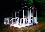 the house I built for Christina when she was 3