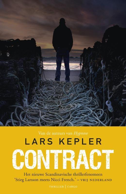 Lars Kepler : Contract