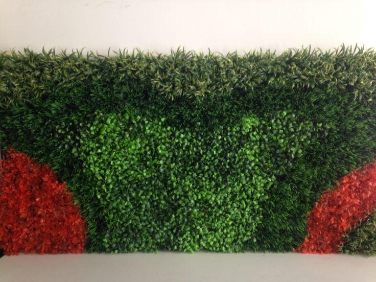 M s de 25 ideas incre bles sobre muros verdes artificiales for Plantas decorativas artificiales df