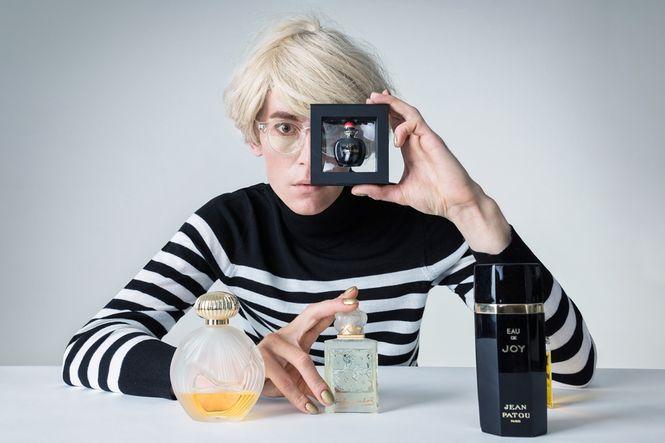 Московский музей парфюмерии открывает новый сезон художественными образами Данилы Полякова
