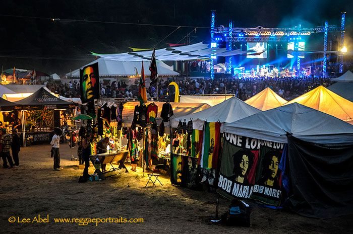 Lion Heart Carvings Returning To Reggae On The River This Year To Nice It Up