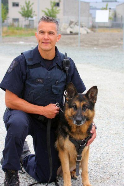 Vancouver police K9, more at www.PoliceHotels.com