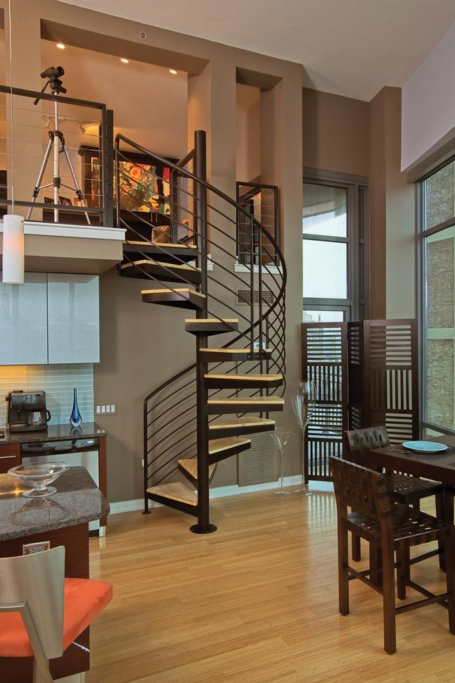 The Latest Photos And Images Of Custom Spiral Staircases And Stairs Built  By The Iron Shop.