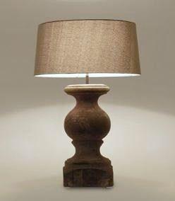 Robuuste lamp Verona   Binnen Verlichting   WWW.ZINKENZO.NL