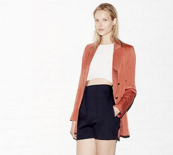Catalogo Zara Woman verano 2013