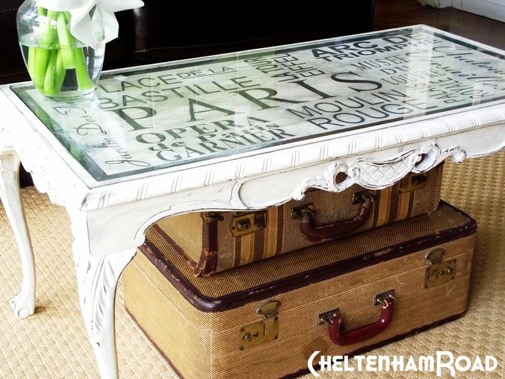 Best 25 Decoupage Coffee Table Ideas On Pinterest Diy